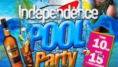 Photo of Independence Pool Party Slated For March 6 &7