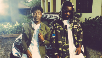 Photo of Fancy Gadam wouldn't blow if not Sarkodie – Prince Tsegah