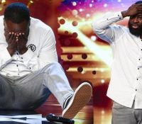 VIDEO: Comedian Kojo gets Simon Cowell's 'Golden Buzzer' at Britain's Got Talent 2019