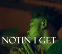 Fameye -Nothing I Get (Official Video)