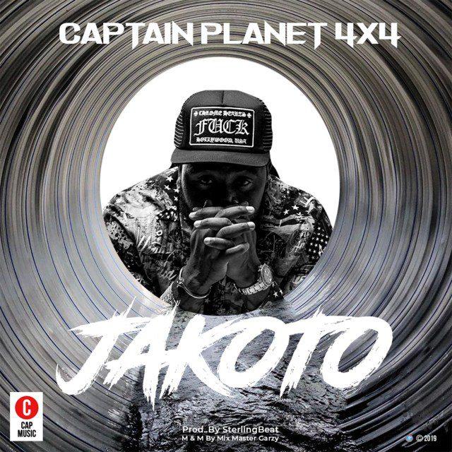 Captain Planet (4×4) – Jakoto (Prod. by SterlingBeat)
