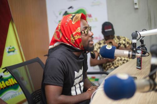 TeePhlow ends Kumasi Media Tour successfully
