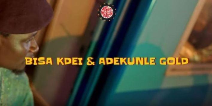 Bisa Kdei – Adiza Ft. Adekunle Gold (Official Video)