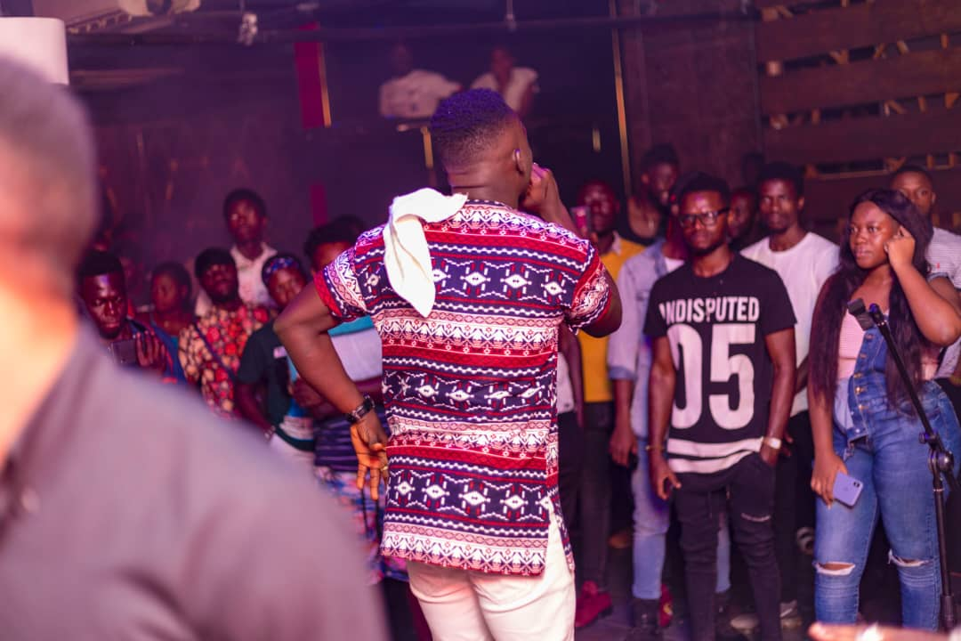 """Phrimpong Releases """"The Salary"""" EP after a Successful Premiere"""