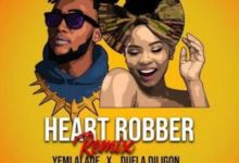 Photo of Yemi Alade – Heart Robber (Remix) Ft. Dufla Diligon