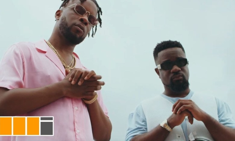 Sarkodie – Feelings Ft. Maleek Berry (Official Video)