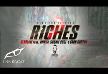 Photo of Alkaline – Riches Ft. Knaxx Sashie Cool & Star Captyn (Prod. By Gegodon Records)
