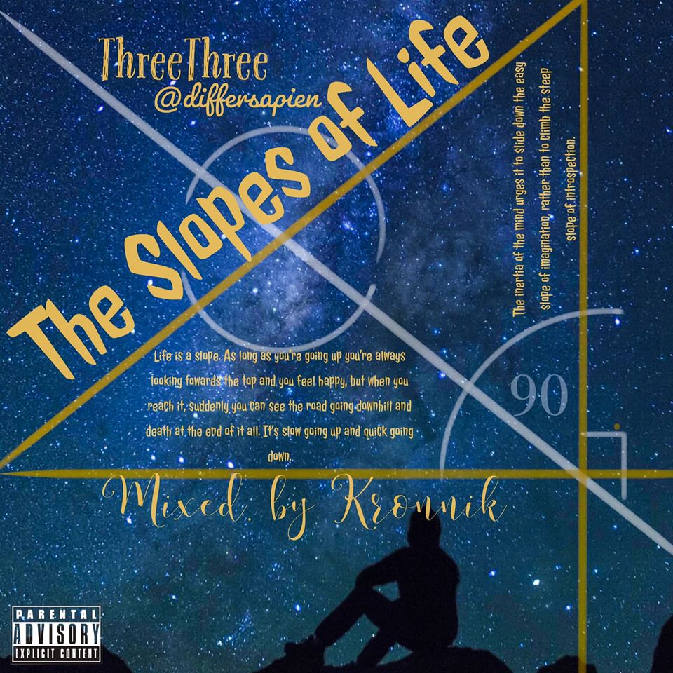 ThreeThree – The Slopes Of Life (Full EP)(Full Zip File)