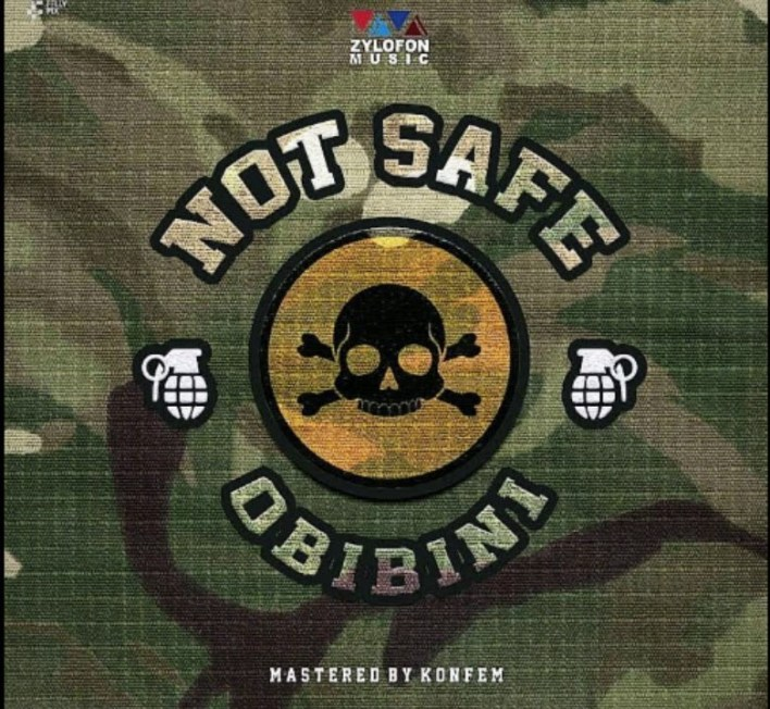 Obibini – Not Safe (More Cover) (Mixed By Konfem)