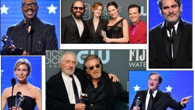 Photo of Winners Of Critics Choice Awards 2020