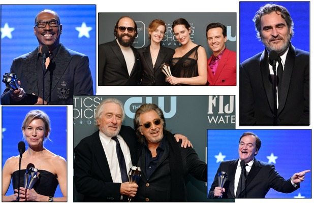 Winners Of Critics Choice Awards 2020