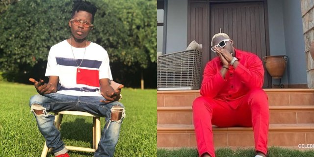 Strongman collaborates with Medikal on a brand new song