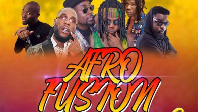 Photo of Dj Wyre – AfroFusion Vol 3 Ft. Kahpun, Shatta Wale, StoneBwoy & Sarkodie