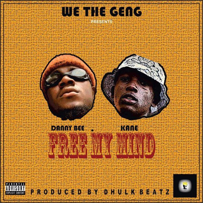 Danny Bee x Kane - Free My Mind (Mixed By D-Hulkbeatz)