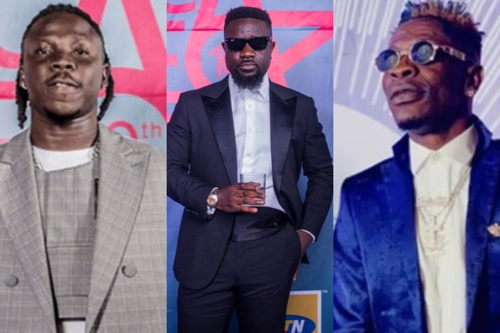 Shatta Wale Beats Stonebwoy & Sarkodie To Emerge As The Most Searched Ghanaian Musician On YouTube – Check Out The Full List