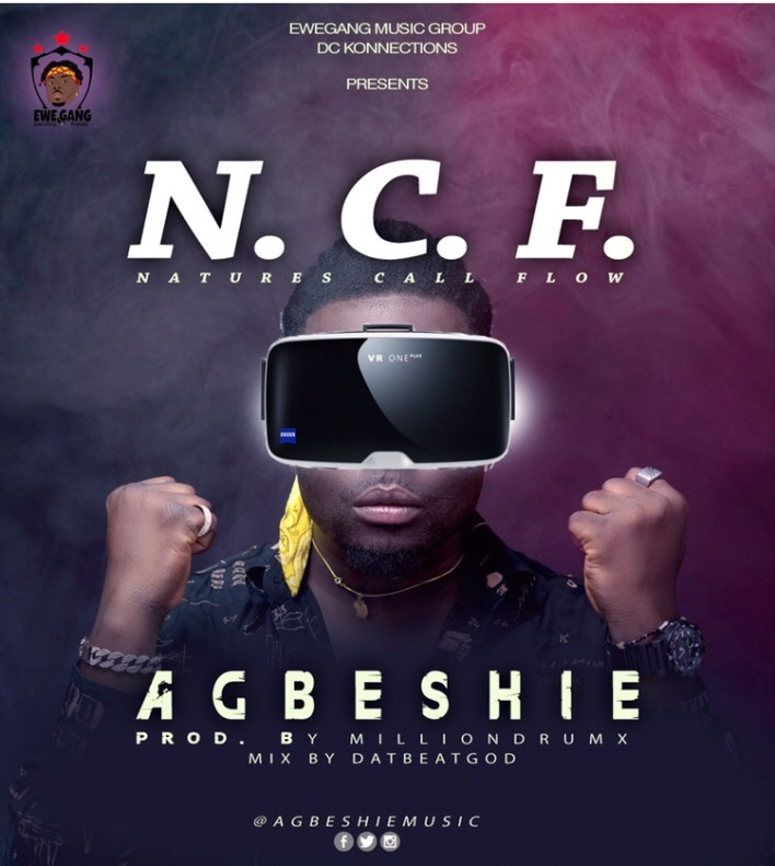 Agbeshie – Nature's Call Flow (N.C.F) (Prod. By MillionDrumz)