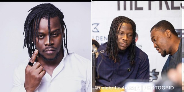 Stonebwoy replies Jupitar for saying he governs Dancehall in Ghana