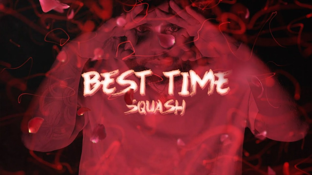 Squash – Best Time