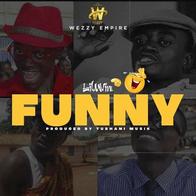 Lilwin records a 'diss' song to Funny Face