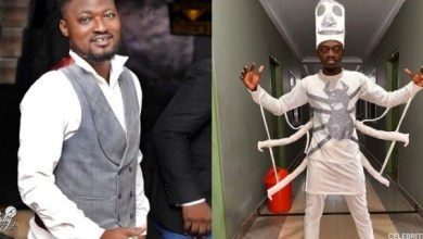 Photo of Lilwin records a 'diss' song to Funny Face