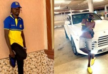 Photo of Funny Face reacts after Lilwin also gifted his fan Ghc1000 just to challenge him