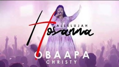 Photo of Obaapa Christy – Hallelujah Hosanna