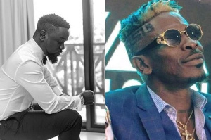 Photo of I want to make money with Sarkodie – Shatta Wale finally admits