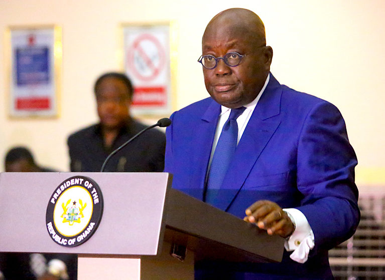 BREAKING NEWS: Accra, Tema, Kumasi and Obuasi To be Lockdown (+ Official Documents