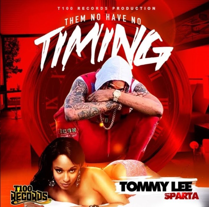 Tommy Lee Sparta – Timing (Prod. By T100 Records Production)