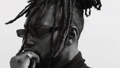 Photo of Pappy Kojo mocks himself after president Akufo-Addo announced the extention of border closure