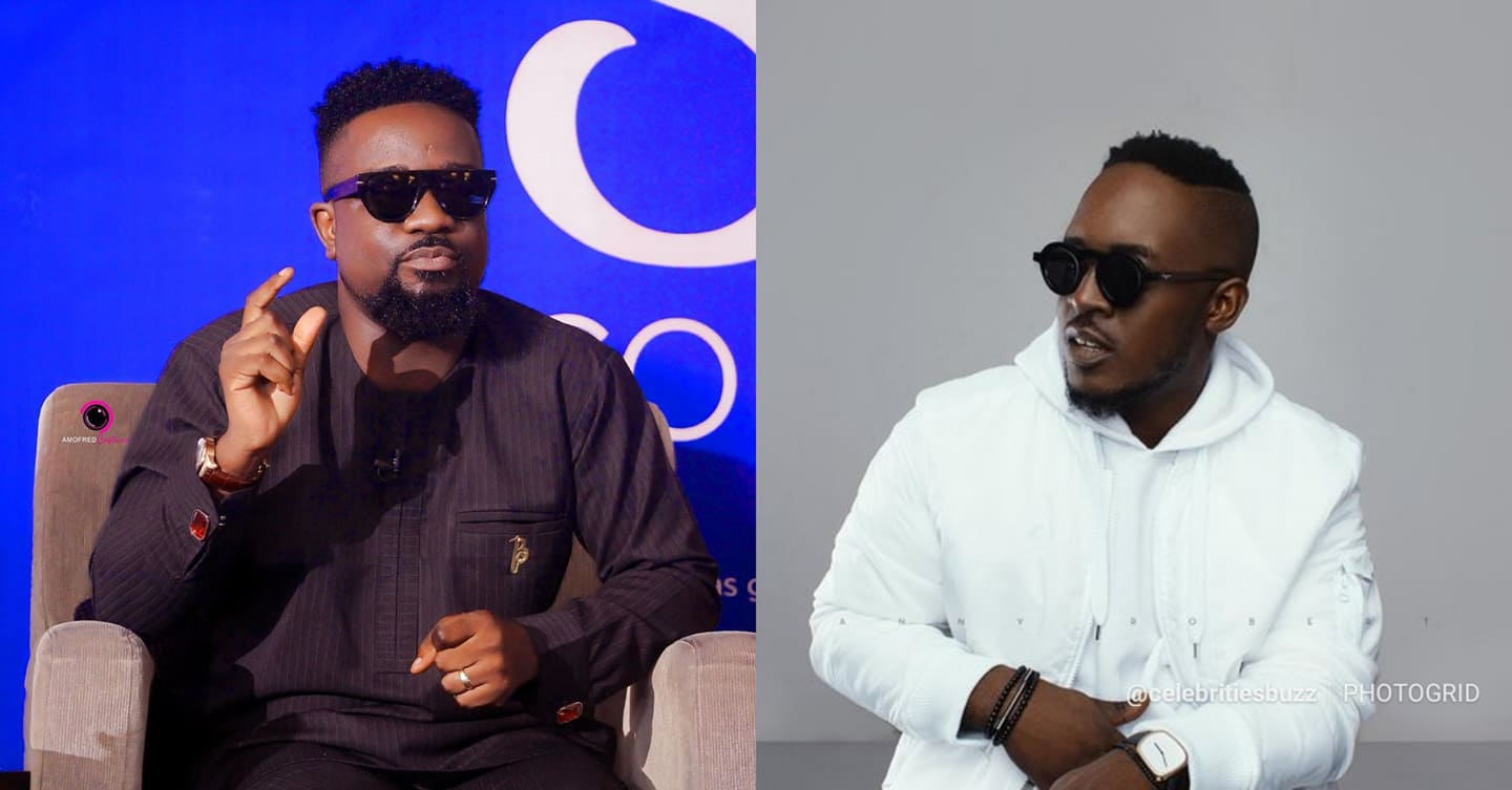 Winner takes all: Sarkodie to engage in $200,000 rap battle with Nigeria's M.I Abaga