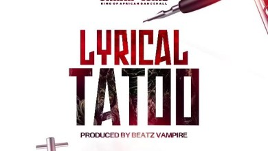 Photo of Shatta Wale – Lyrical Tattoo (Prod. by Beatz Vampire)