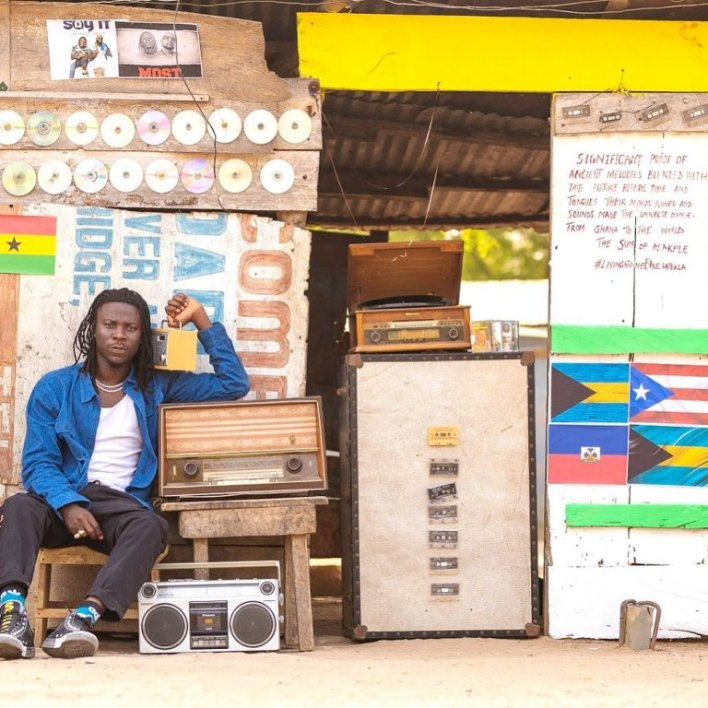 """Here is Why Stonebwoy's Album is titled """"Anloga Junction"""""""