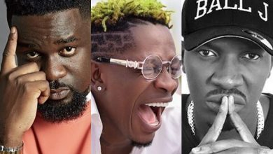 Photo of Ball J Disses Sarkodie in a new song 'Lullaby' – See how Shatta Wale Reacted