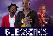 Photo of Alampan – Blessings (Remix) Ft Fameye & Spicer (Prod by Eddykey beatz)