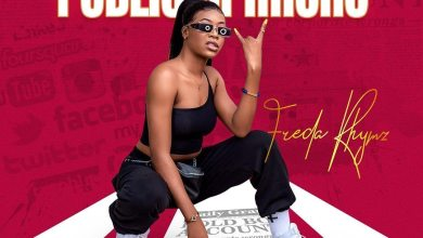 Photo of Freda Rhymz – Public Opinion [Explicit]