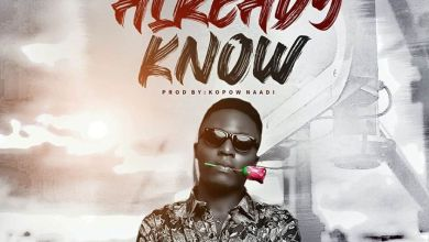 Photo of Folivi – Already Know (Prod. by Kopow Naadi)