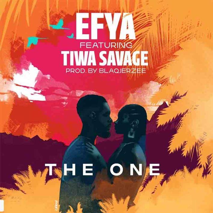 Efya – The One Ft Tiwa Savage (Prod By Blaq Jerzee)