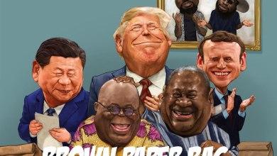Photo of Sarkodie – Brown Paper Bag Ft Manifest