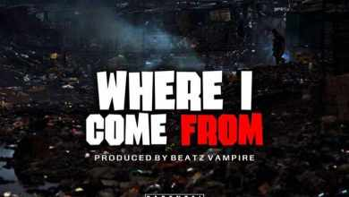 Photo of Shatta Wale – Where I Come From (Prod. By Beatz Vampire)