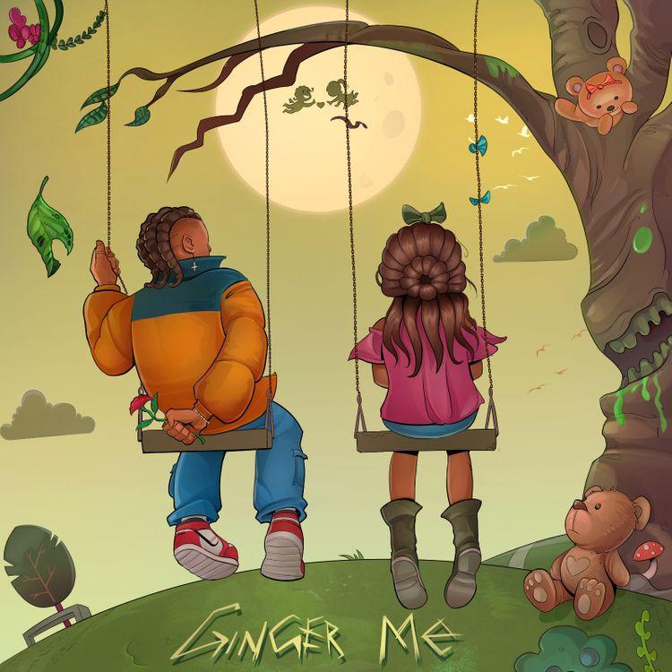 Lyrics: Rema – Ginger Me