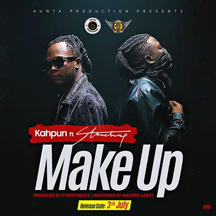 "Kahpun ""Make Up"" Single With Stonebwoy Slated For July"