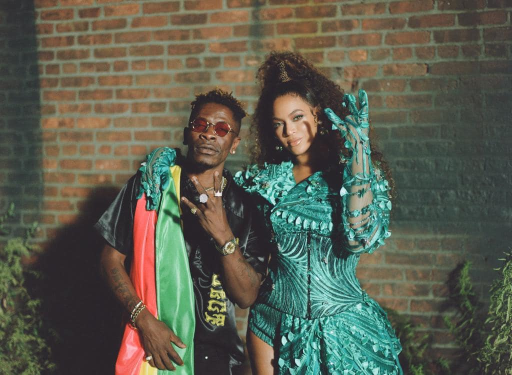 Official Video: Beyoncé Ft Shatta Wale – Already