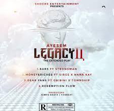 Photo of Ayesem – Legacy II ( Full Album)