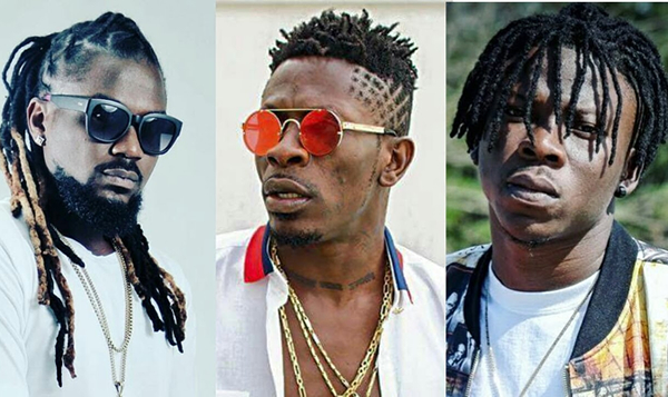 Video : Shatta Wale Joins Stonebwoy To Bash Samini Over His Harsh Comments About Their Duel