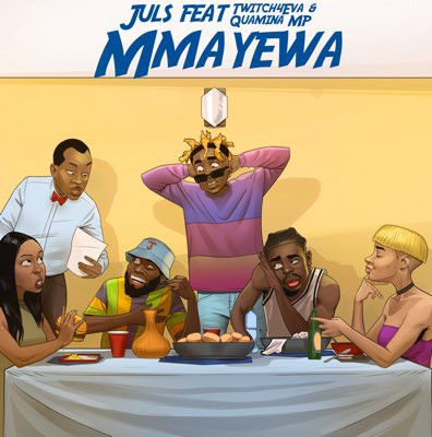 Juls – Mma Yewa Ft Twitch4Eva x Quamina MP