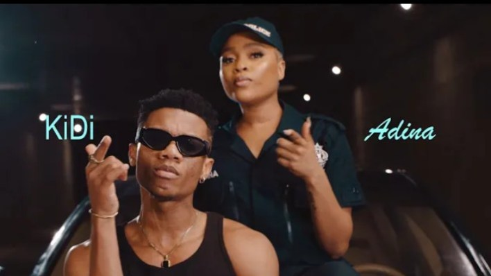Official Video: KiDi – One Man Ft Adina