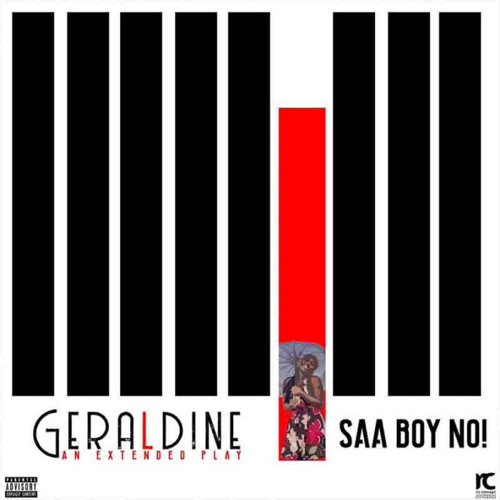 Saa Boy No - Geraldine (Full EP)