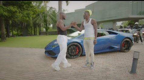 Official Video: King Promise – Alright Ft Shatta Wale