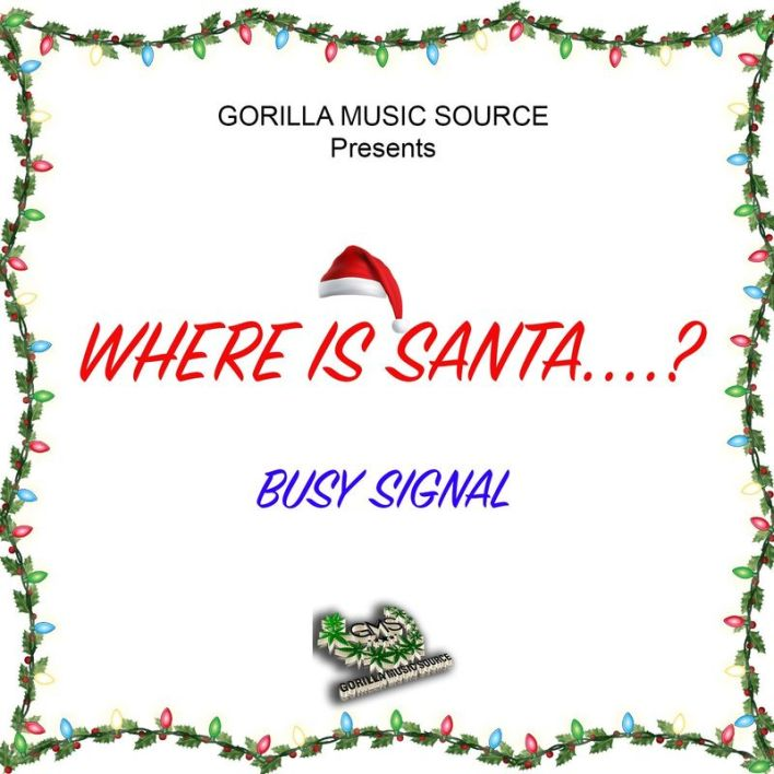 Busy Signal – Where Is Santa mp3 download
